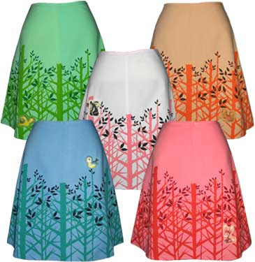 Tree Top Skirts